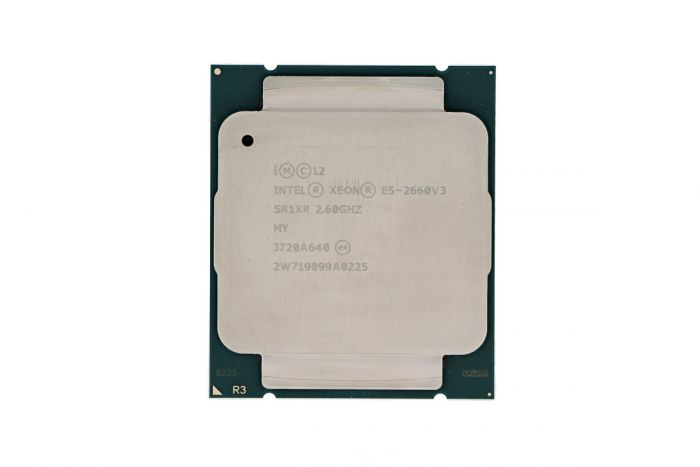 Intel Xeon E5-2660v3 2.6GHz Ten-Core CPU SR1XR