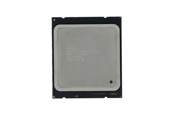 Intel Xeon E5-2665 2.4GHz Eight-Core CPU SR0L1