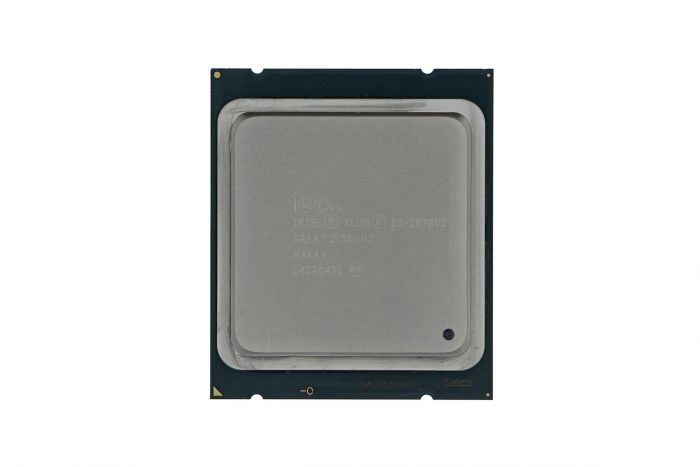 Intel Xeon E5-2670v2 2.5GHz Ten-Core CPU SR1A7