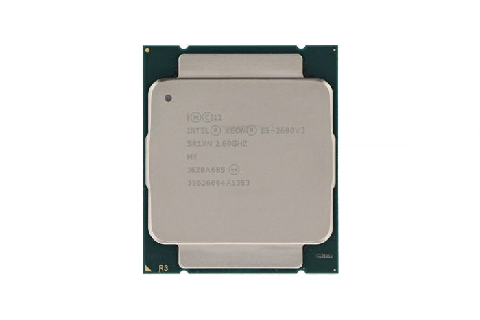 Intel Xeon E5-2690v3 2.60GHz Twelve-Core CPU SR1XN