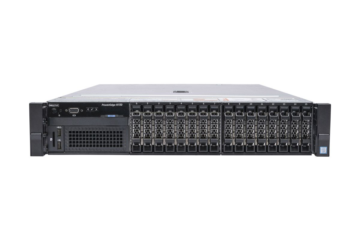 Configure your own Dell PowerEdge R730