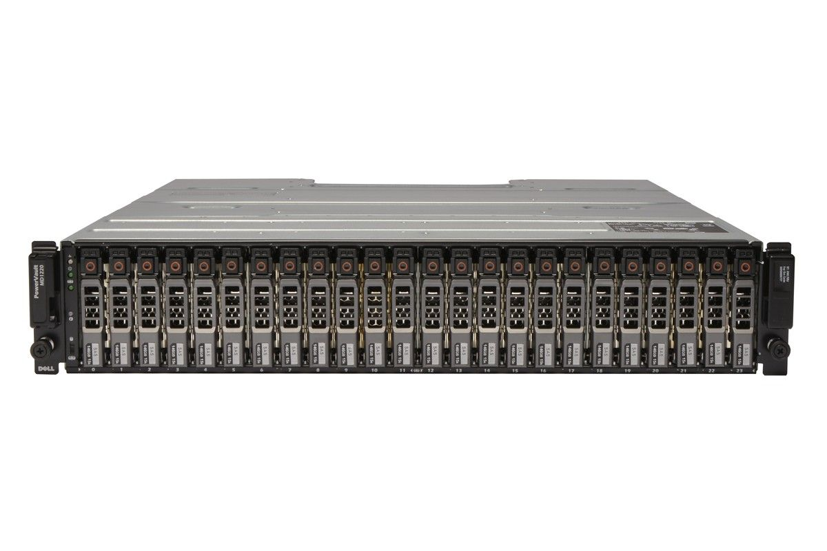 Configure your own Dell PowerVault MD1220