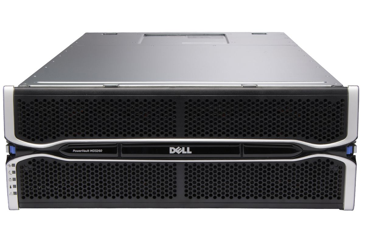 Configure your own Dell PowerVault MD3260