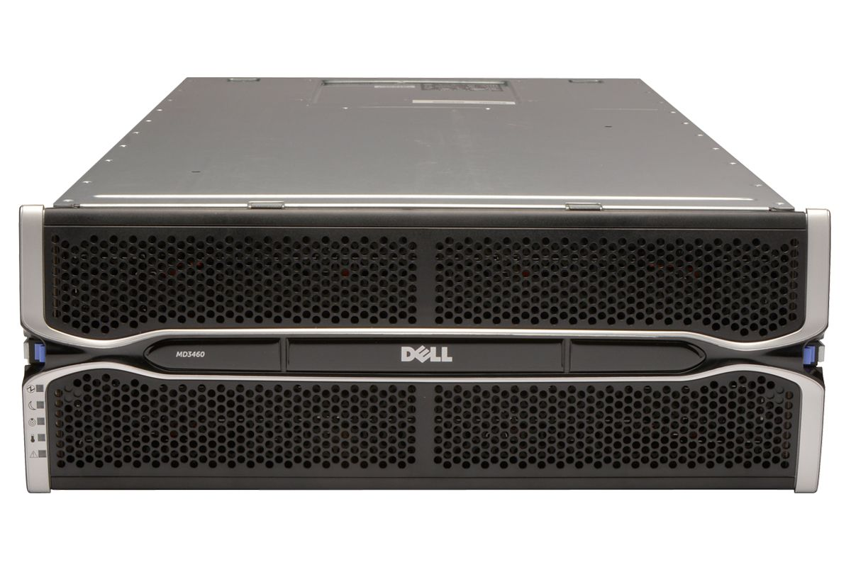 Configure your own Dell PowerVault MD3460