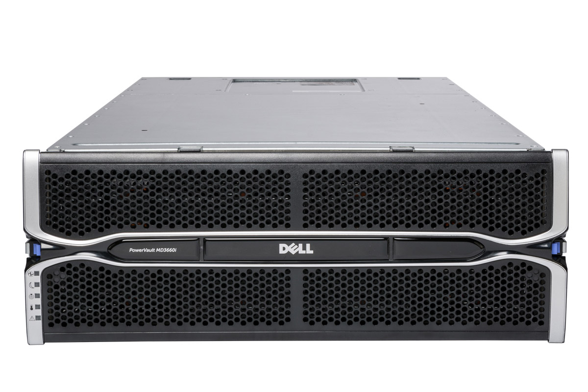 Configure your own Dell PowerVault MD3660i