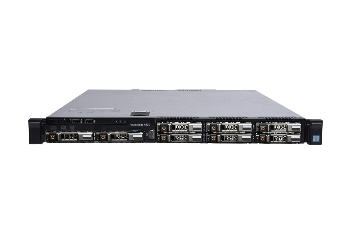 Configure your own Dell PowerEdge R330