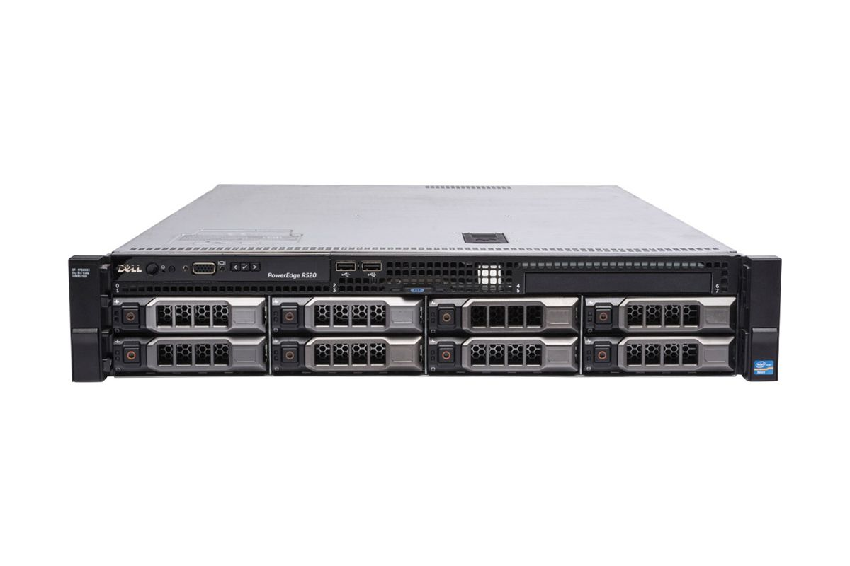 Configure your own Dell PowerEdge R520