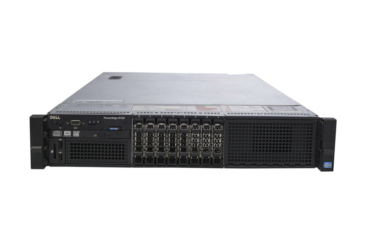Configure your own Dell PowerEdge R720