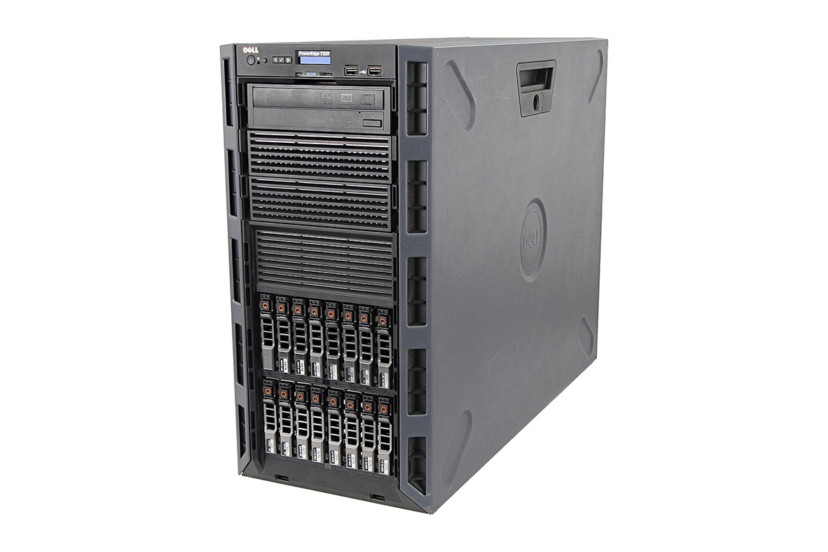 Configure your own Dell PowerEdge T320