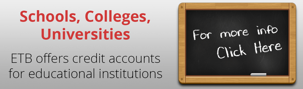Credit Accounts for Educational Institutions